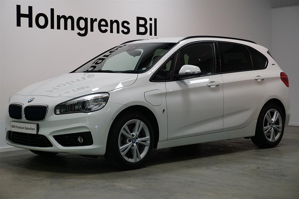BMW 225xe Plug-In Hybrid Navi Backamera HiFi Head-Up