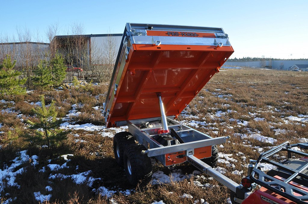 Övrigt PRO-TERRA 1300 HT  Tippvagn Kampanj