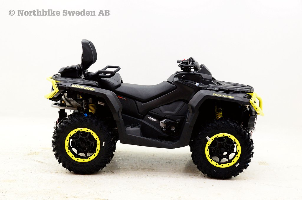 Can-Am Outlander 1000 MAX XTP ABS