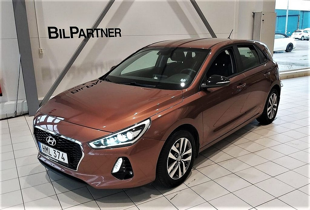 Hyundai i30 5DR 1.0T 120HK COMFORT LAUNCH EDITION MAN6