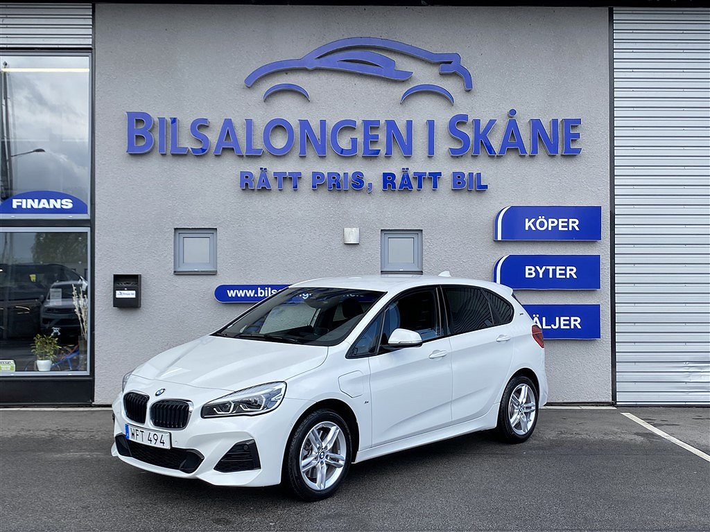 BMW 225xe Active Steptronic (224hk) M-Sport