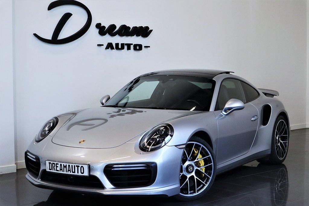 Porsche 991 TURBO S FACELIFT FRÅN 8500KR