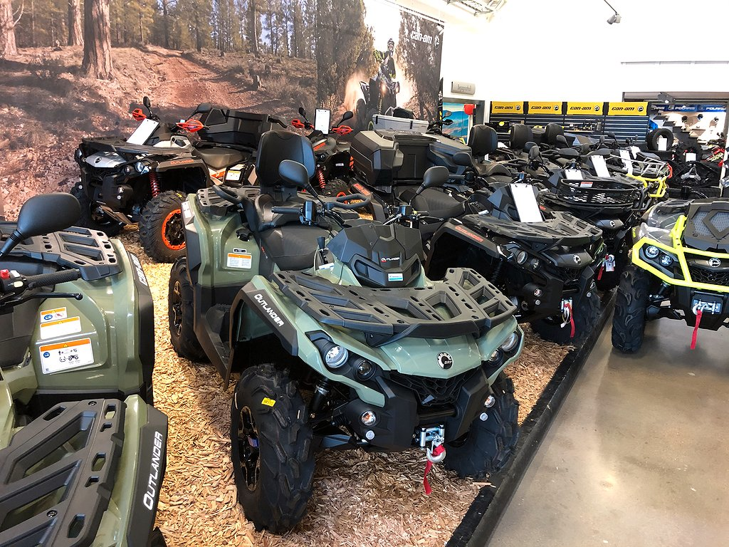 Can-Am Outlander MAX PRO+ 570 T