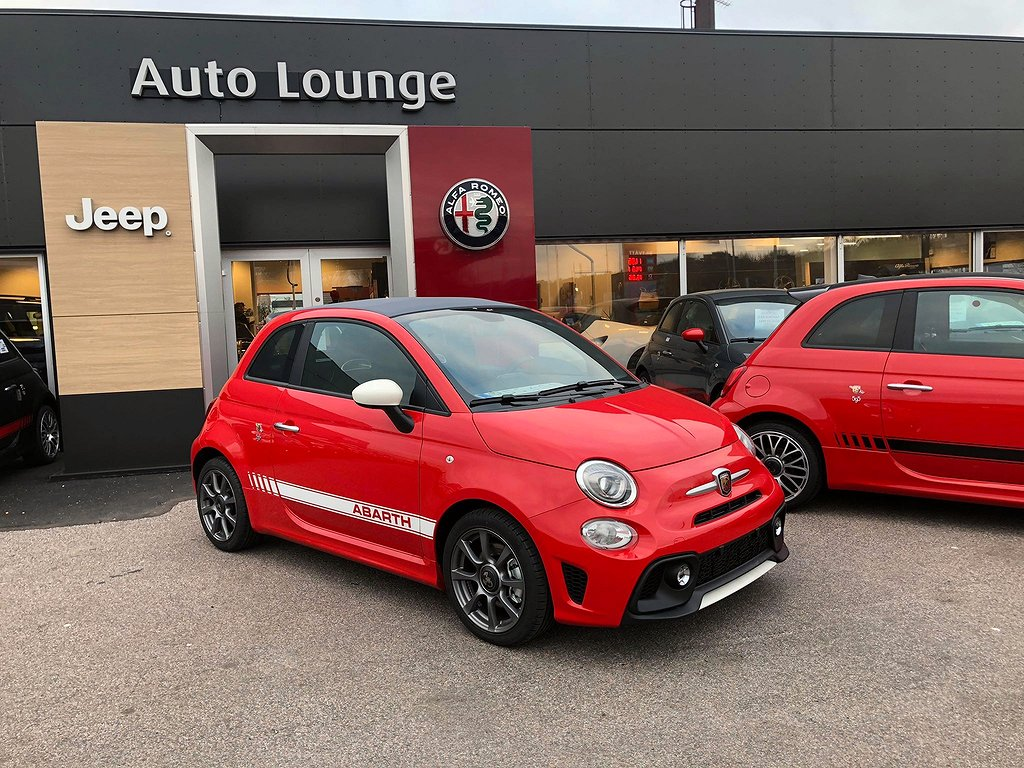 Abarth 595 Cab Privatleasing