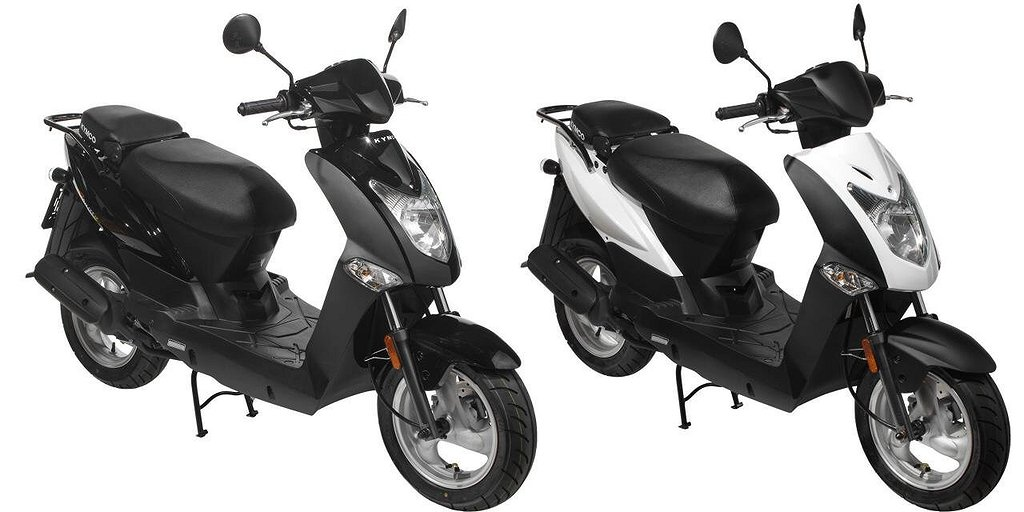 Kymco Agility wide / klass 1 & 2