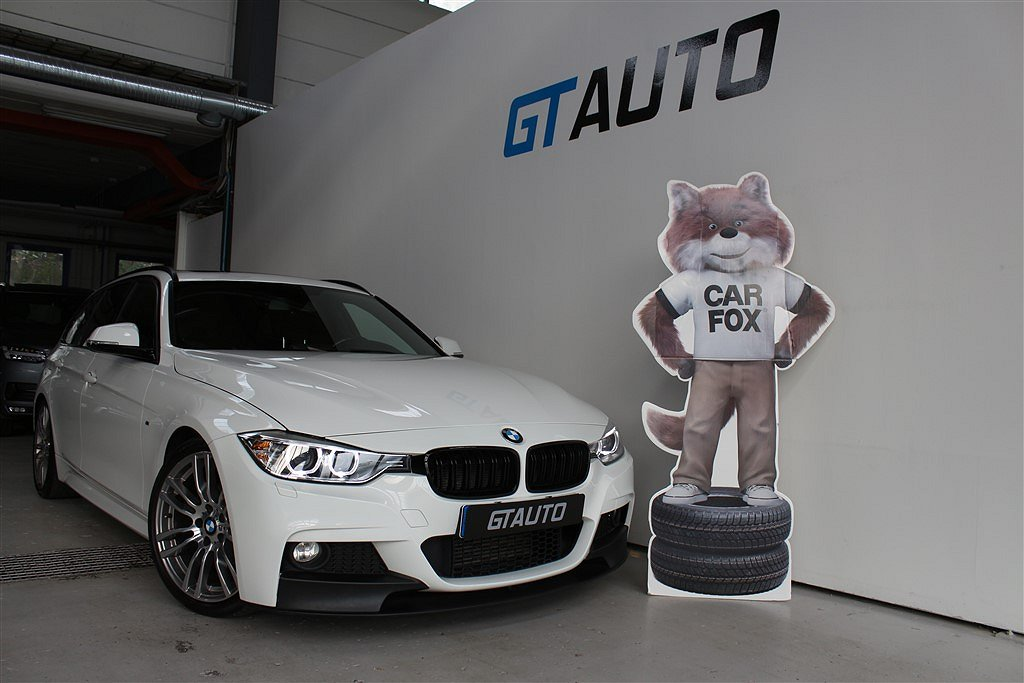 BMW 320 Full M-Sport xDrive PerformancePanorama