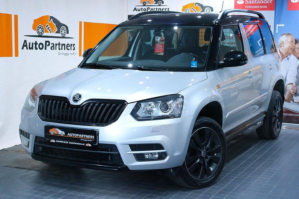 Skoda Yeti 1.4TSI 4x4 DSG Monte Carlo EU6 150hk CarPlay M.värm
