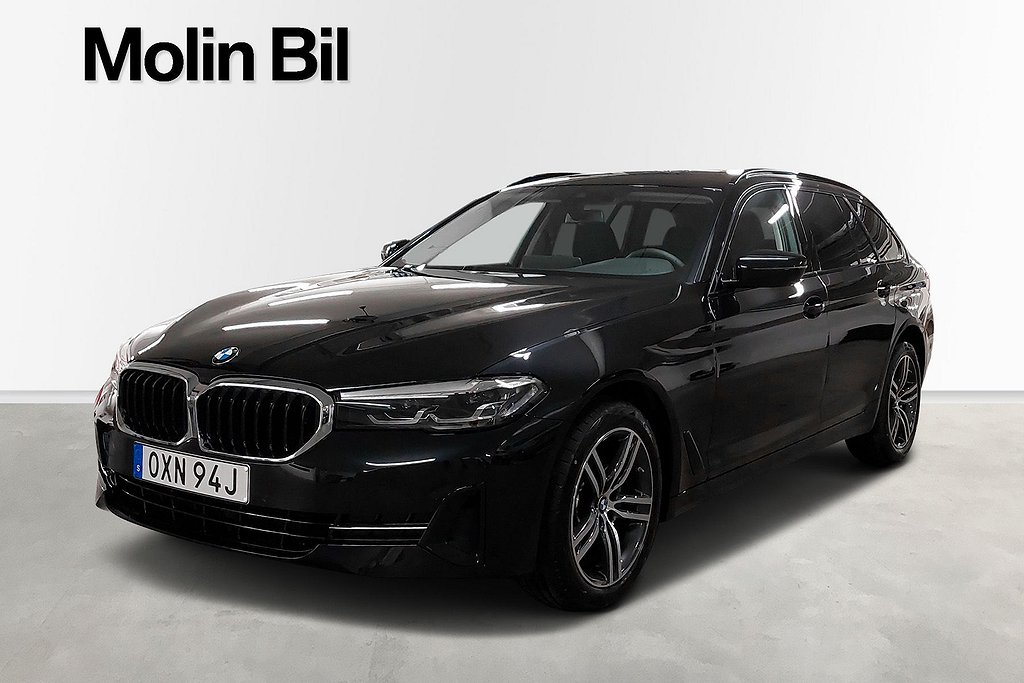 BMW 520 d xDrive Touring MHEV / Dragkrok