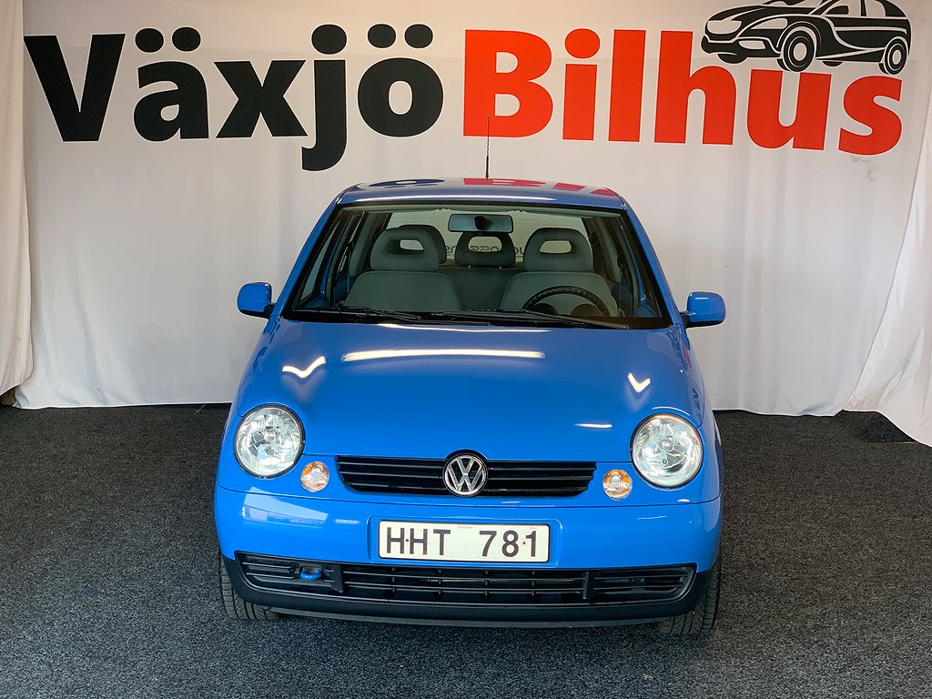 Volkswagen Lupo NY BES 1.4  75hk