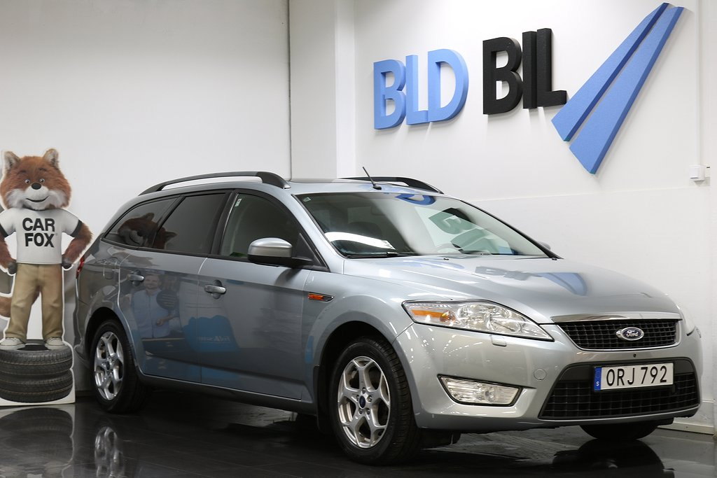 Ford Mondeo  2.0F M-VÄRMARE T-LUCKA PDC 145hk
