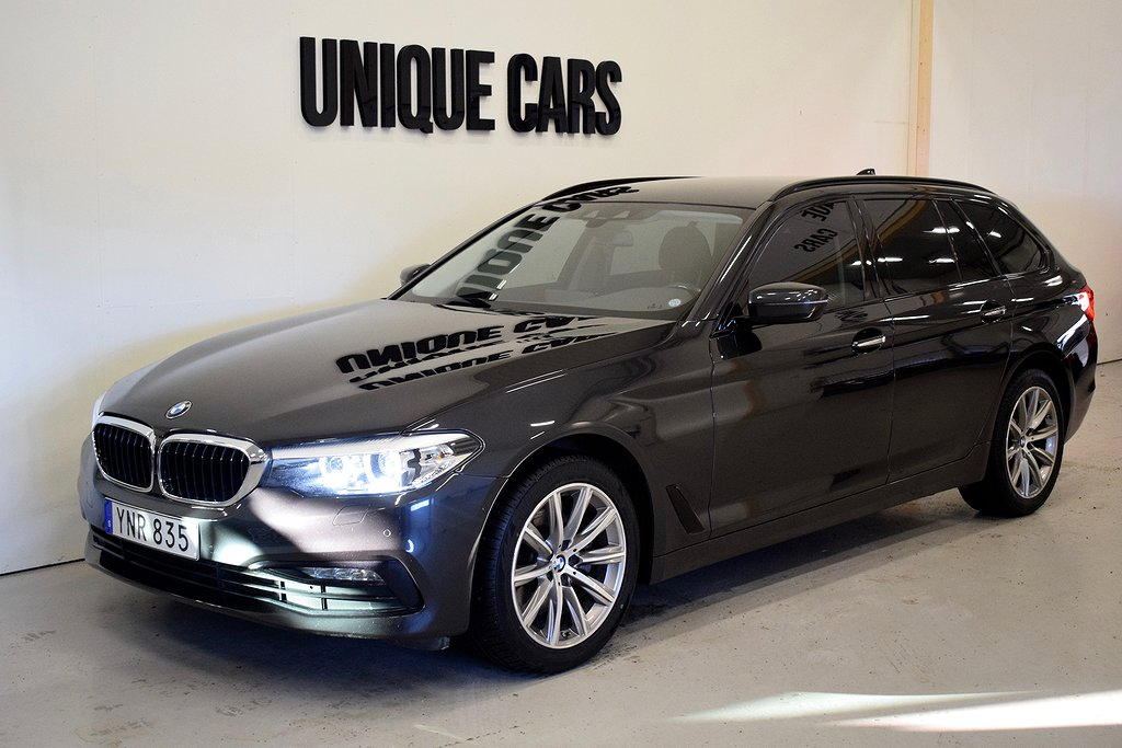 BMW 520 d xDrive Touring Connected Sport Line Navi Värmare