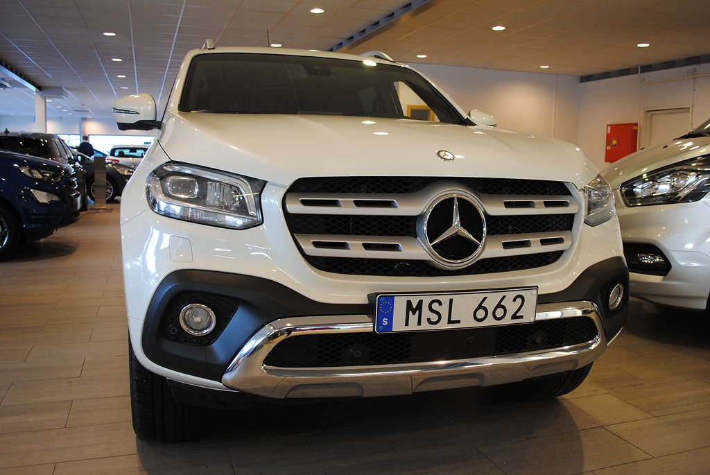 Mercedes-Benz X 250 d 4MATIC *Låg skatt/369.000 + moms*