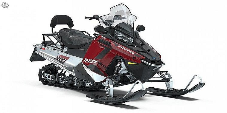Polaris 550 INDY LXT - 19
