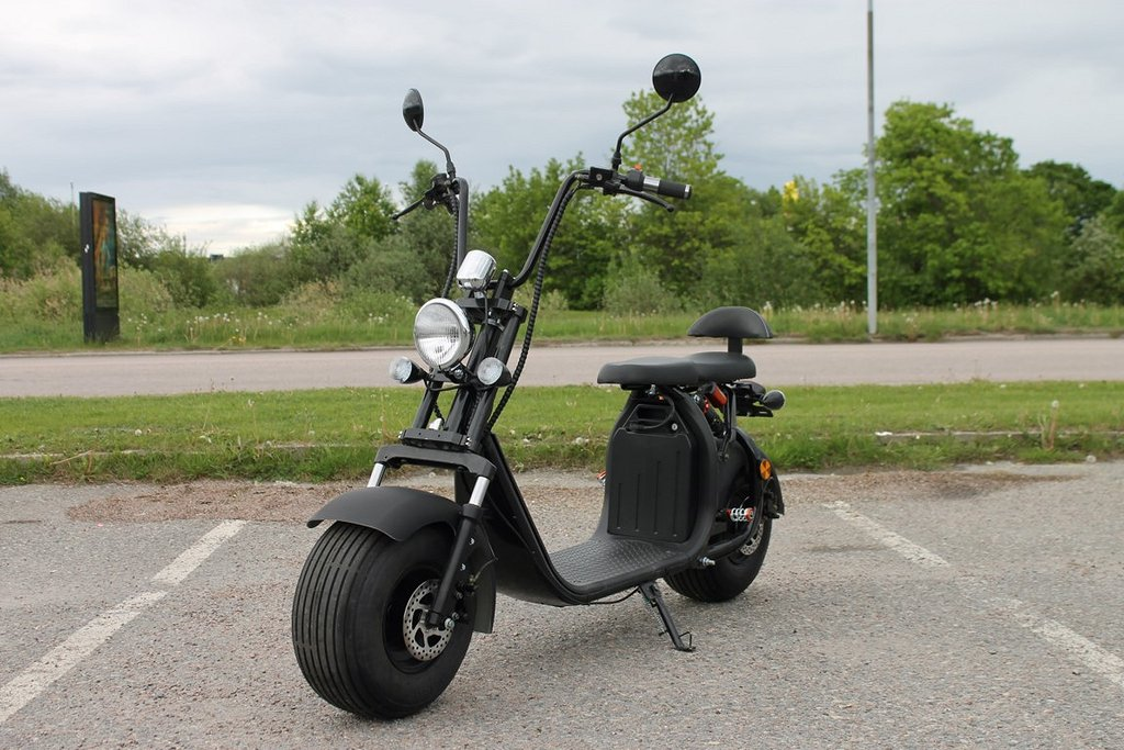Badboy Fat Klass 2 Moped 1000W EU 25