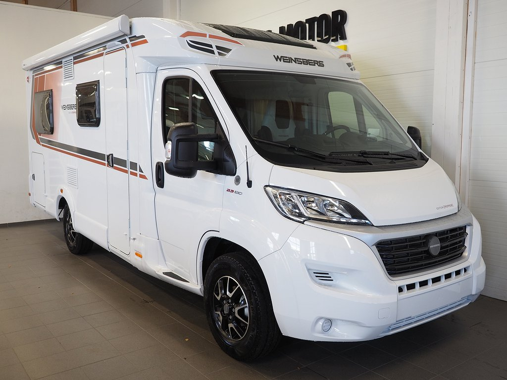 Weinsberg CaraCompact 600 MF Edition Pepper 2021