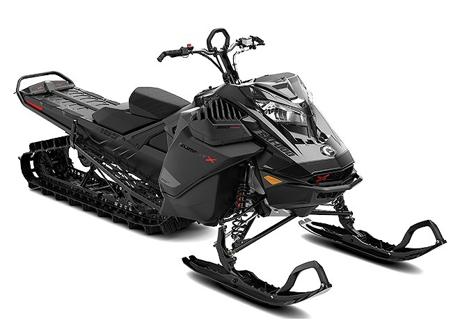 Ski-doo Summit X Expert 165 850 E-TEC Turbo -21