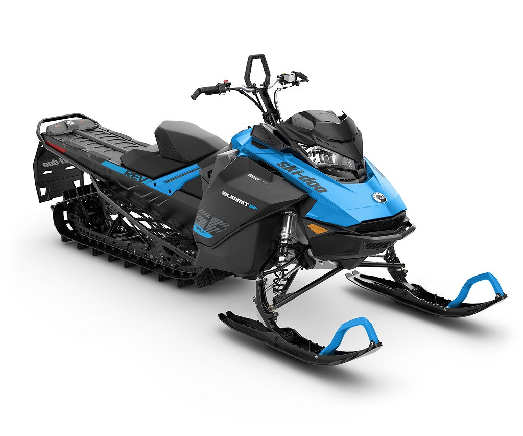 "Ski-doo Summit SP 154 850 ""Kampanj"""