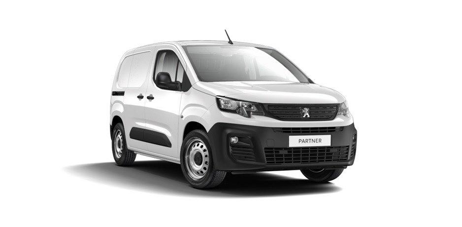 Peugeot Partner L1 Skåp BlueHDi 100HK
