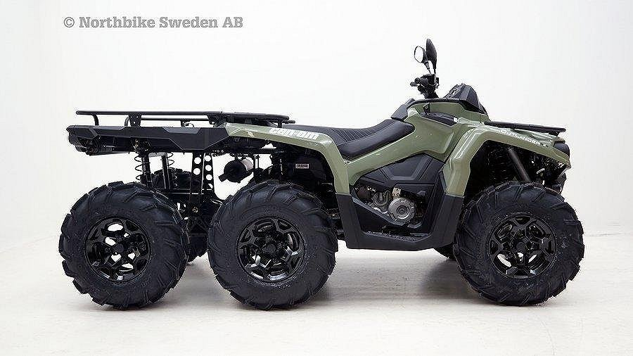 Can-Am Outlander 450 PRO 6x6 -19
