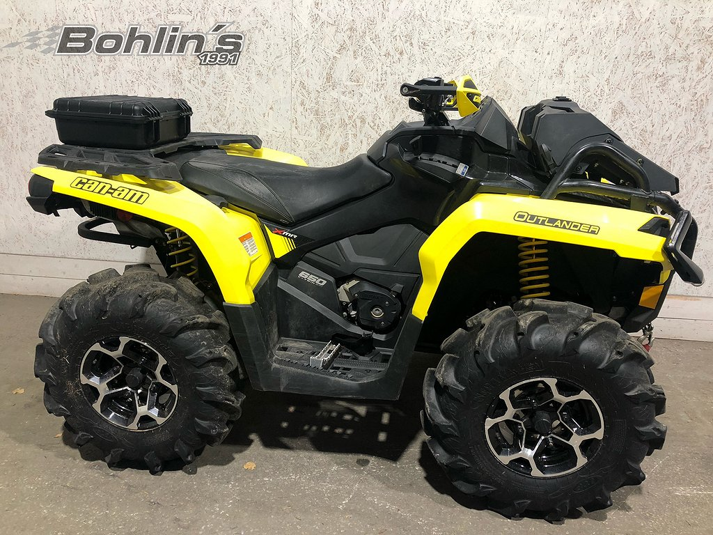 Can-Am XMR 650 -19