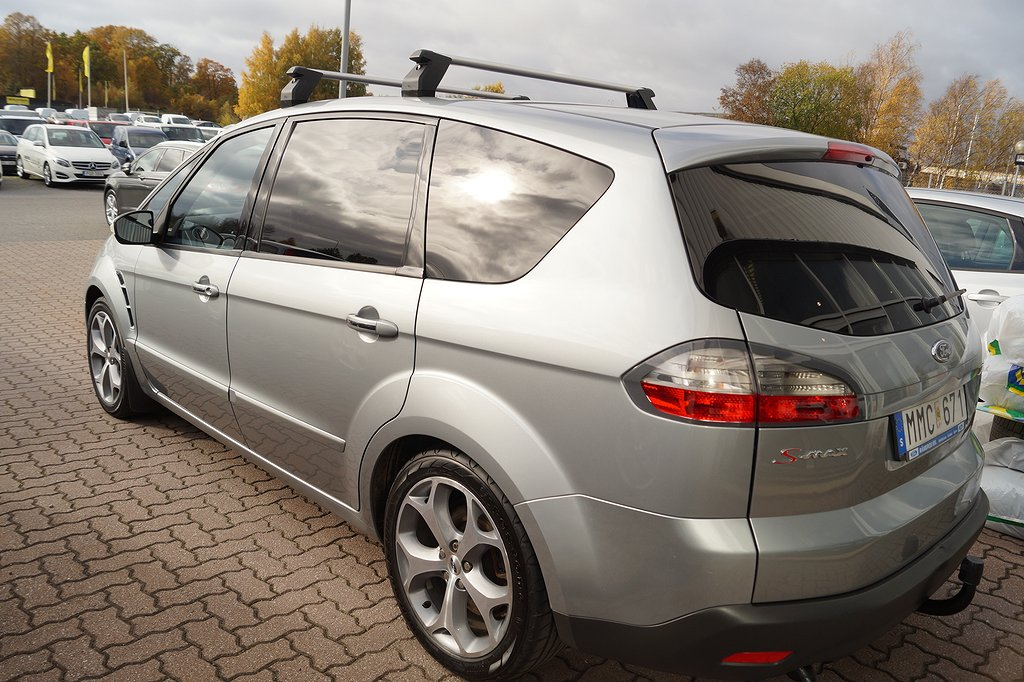 Ford S-Max 2.0 140hk TDCI Business 7-sits