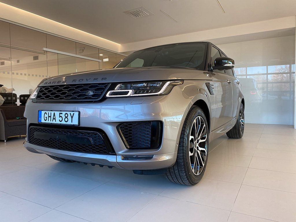 Land Rover Range Rover Sport PHEV HSE DYNAMIC 404