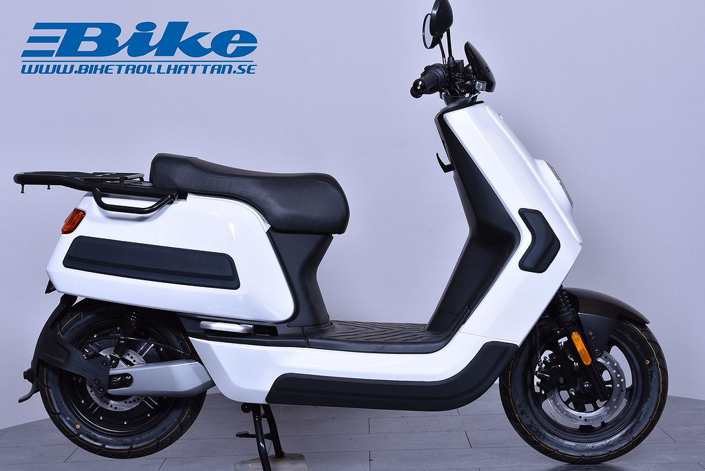 NIU N-Cargo Elmoped 45km/h klass 1