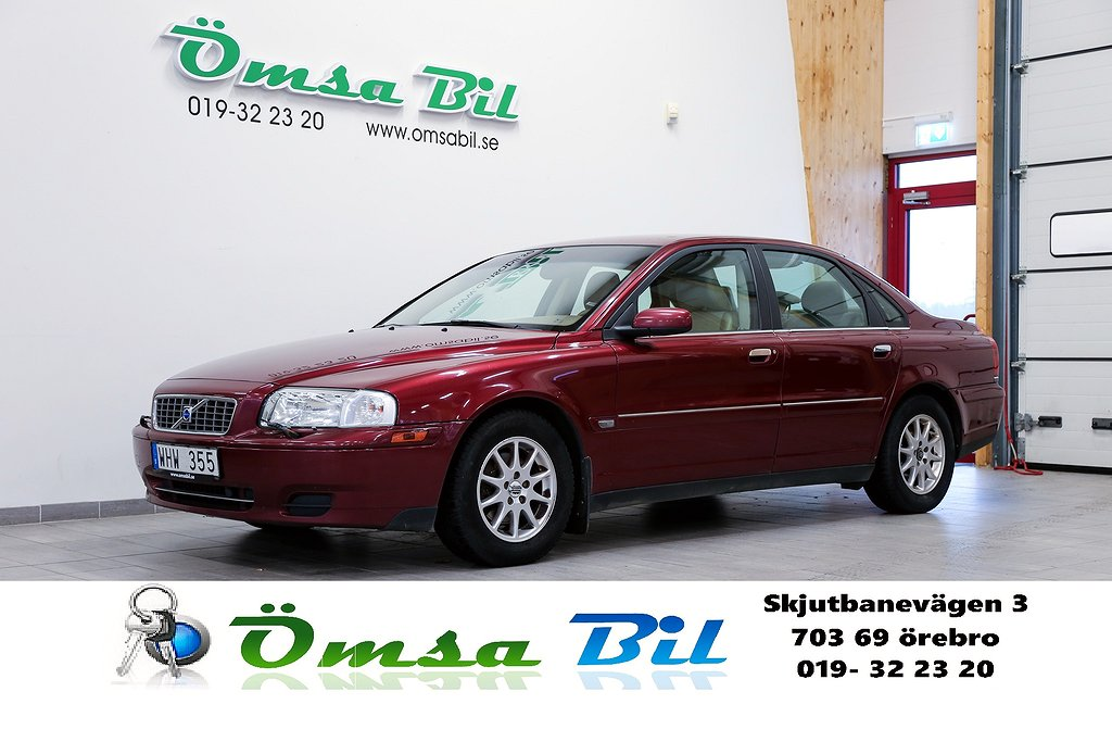 Volvo S80 D5 Business Drag 163hk