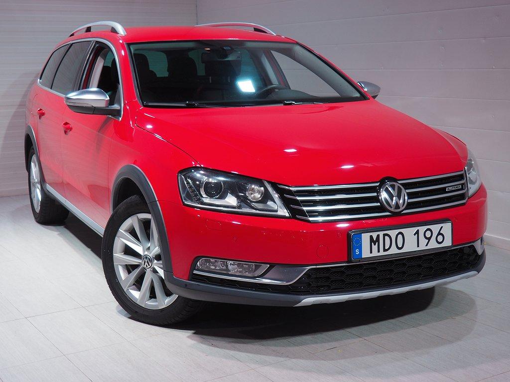 Volkswagen Passat Alltrack 2.0 TSI 4M DSG Premium Exclusive 2012