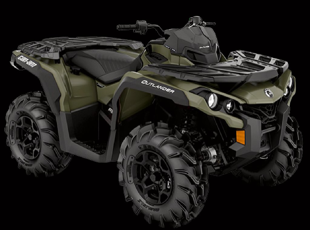 Can-Am Outlander 650 PRO+ T
