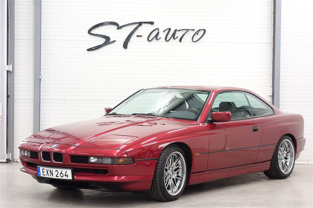 BMW 840 CiA Svensksåld Låga mil 286Hk