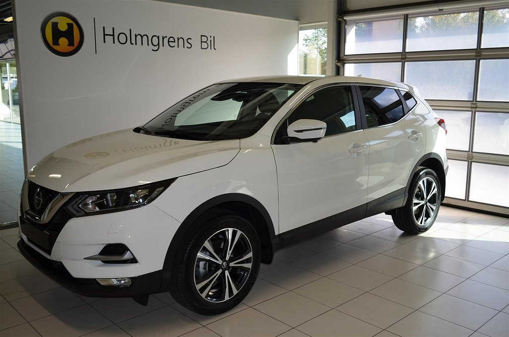 Nissan Qashqai DIG-T 160 N-Connecta 2WD DCT MY19
