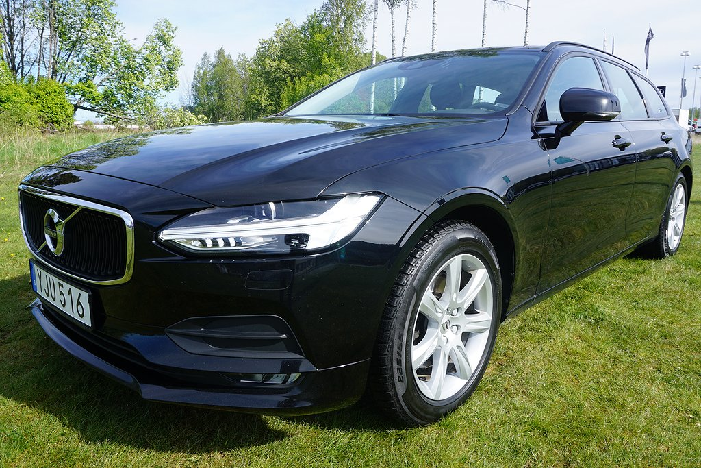 Volvo V90 D4 AWD Geartronic Business Euro 6 190hk
