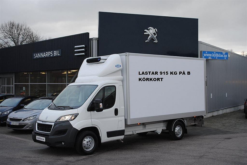 Peugeot Boxer 2,0 HDI Euro 6 163 hk Kylbil