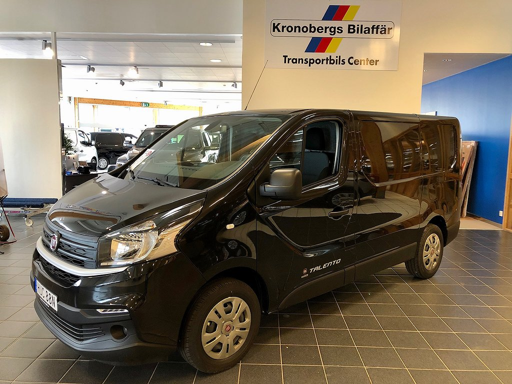 Fiat Professional Talento  L1/H1 1.6 Ecojet Nordic Edition