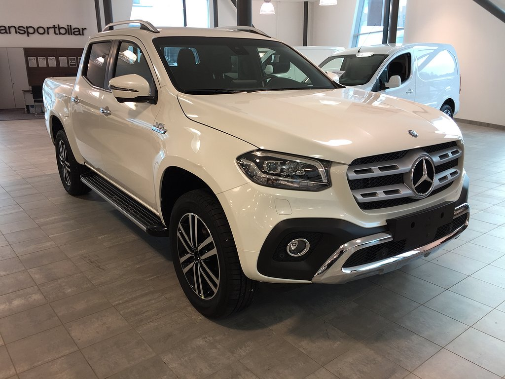 Mercedes-Benz X N 4MATIC