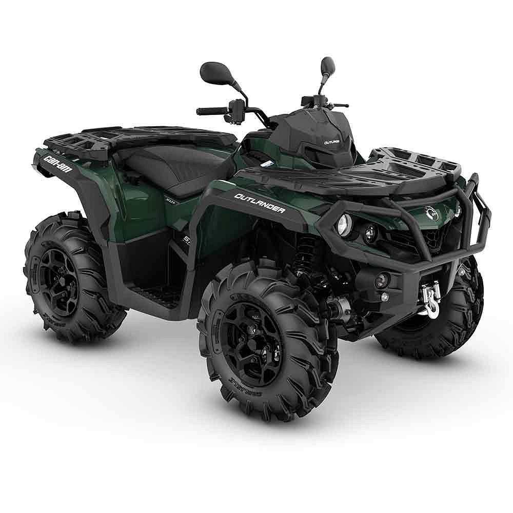 Can-Am Outlander 570 XU+ (Traktor B) 2021
