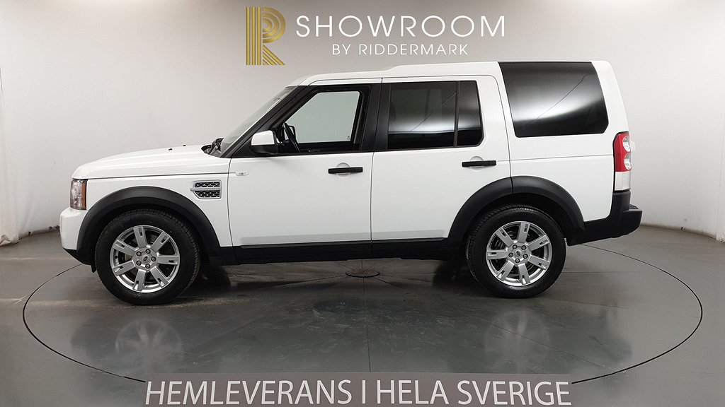 Land Rover Discovery 3.0 TDV6 4WD HSE 7-sits Drag 211hk