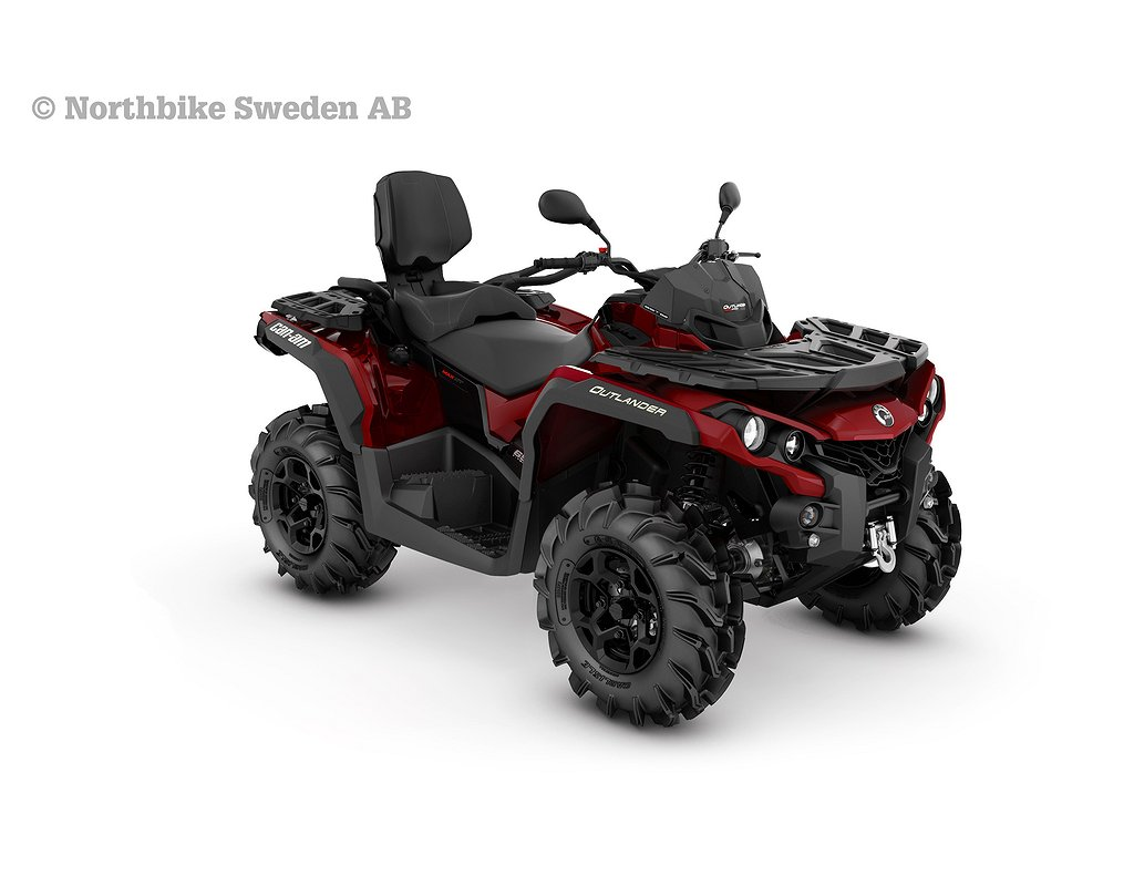 Can-Am Outlander 650 MAX PRO T3B -19