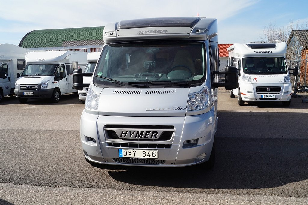 Hymer T 674 CL EXCLUSIVE-LINE