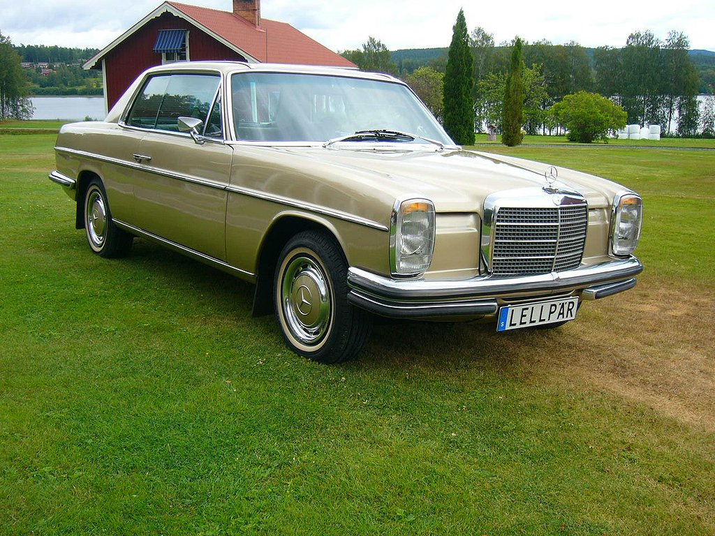 Mercedes-Benz 250 cupe