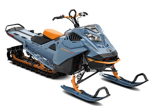 Ski-doo Summit X 850 165""