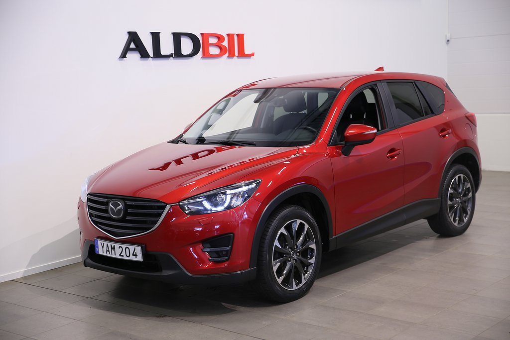 Mazda CX-5 2.5 192hk AWD Optimum