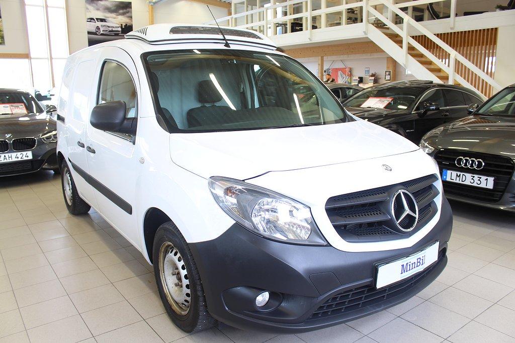 Mercedes-Benz Citan 109 CDI 90HK (KYL / FRYS BIL - OBS! 89900.-