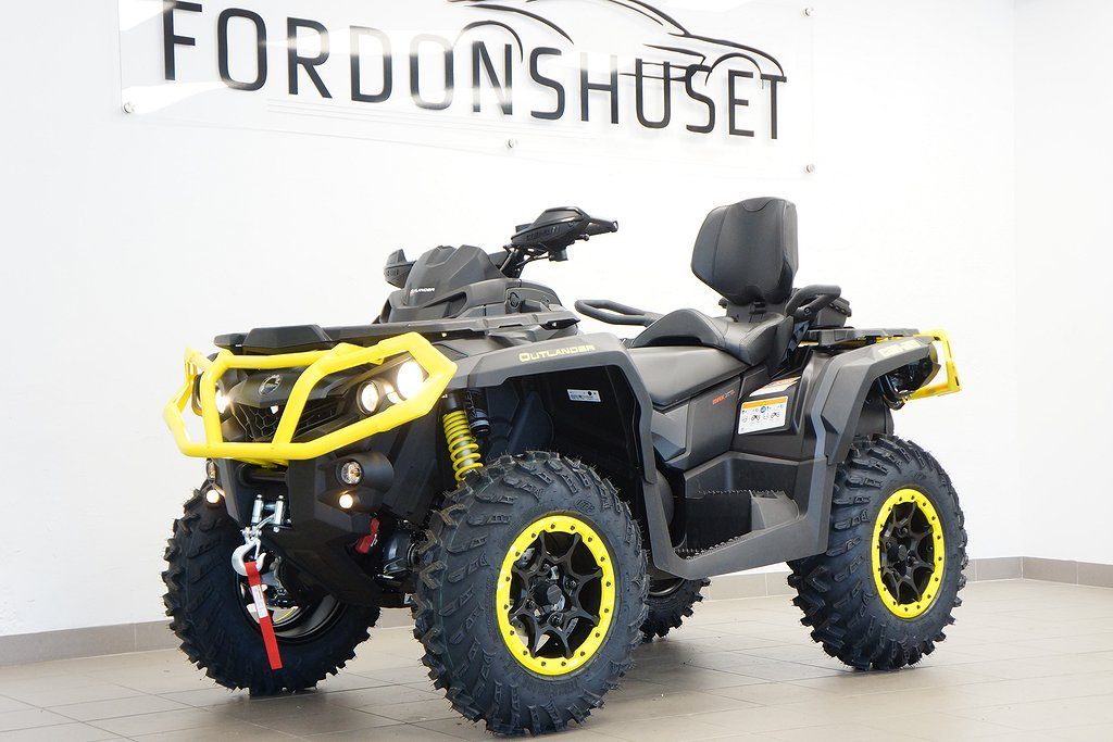 Can-Am Outlander 1000 XTP MAX / OMG. LEV