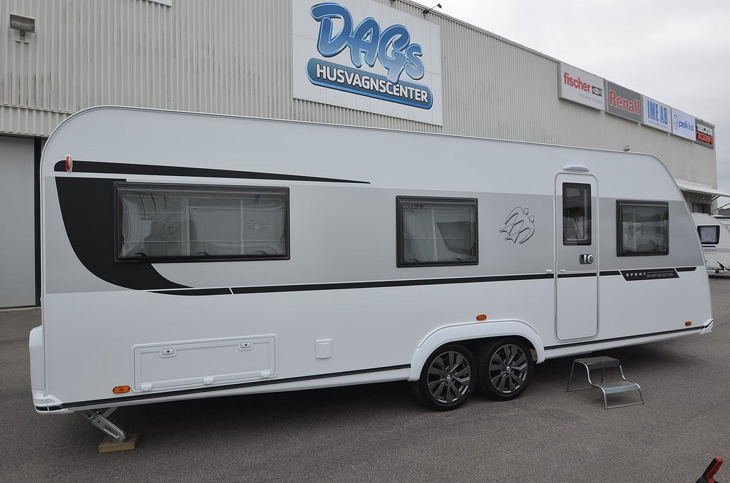 Knaus Sport Silver Selection 650 UDF