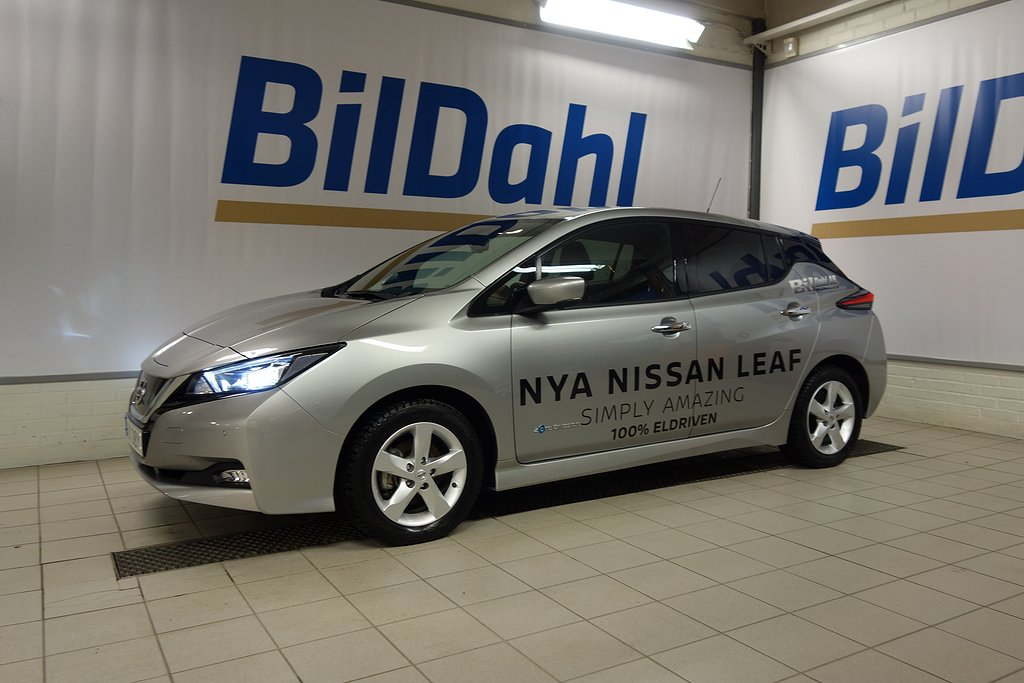 Nissan Leaf 40 kWh N Connecta MY 19 Automat 149hk