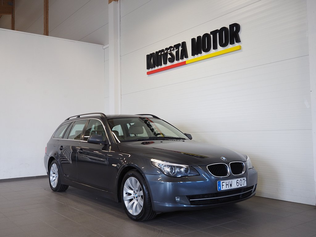 BMW 520 i Touring DRAG 170hk 2010