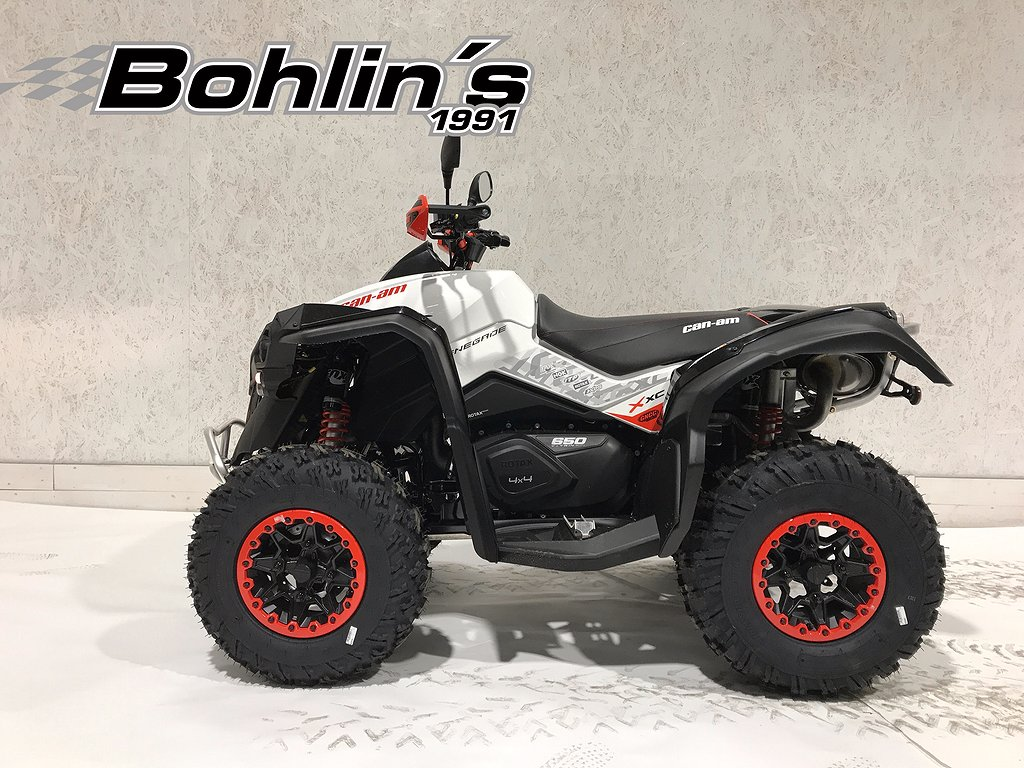 Can-Am Renegade XXC 650 T3B ABS -18