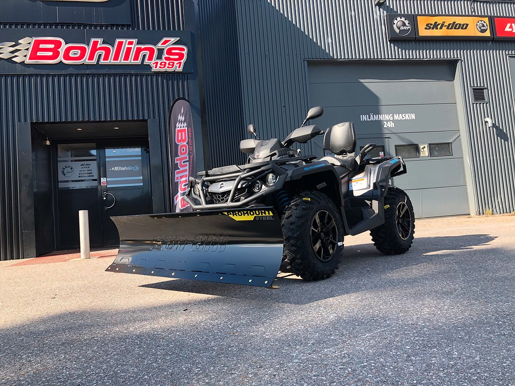 Can-Am Outlander 650 XT MAX T3B *2020*